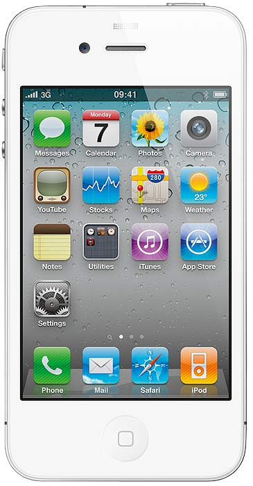 Телефон iPhone 4s 8Gb