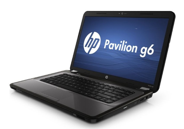 Ноутбук  hp pavilion g6 intel core i3